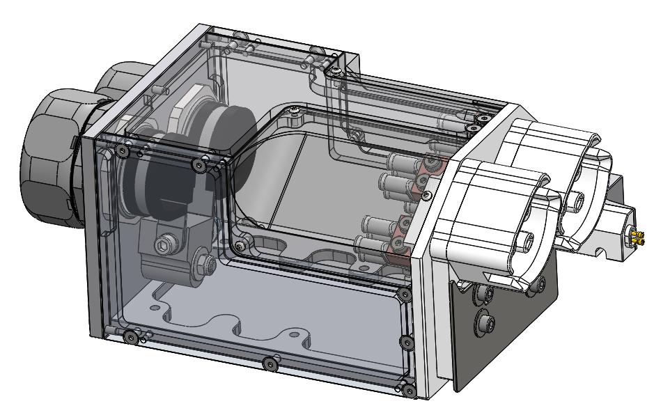 Prüfadapter für High-Voltage Prüfung